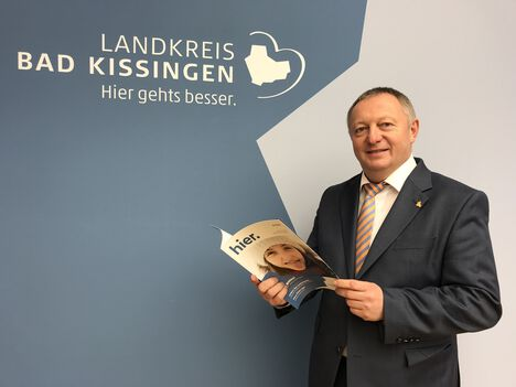 Presse-Landkreismagazin